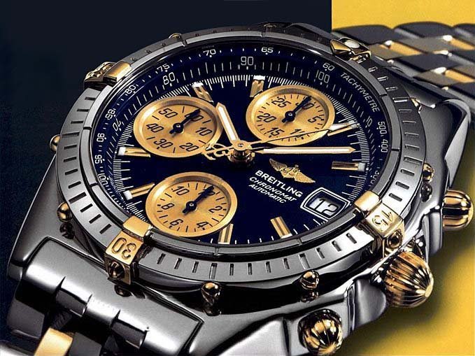 Replik Breitling Chronomat Evolution 13474
